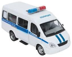 Купить полицейская <b>машина play smart</b> р40529 Милиция, цены в ...