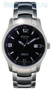 мужские <b>часы boccia 3530-06</b>