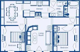 Low Income Residential Floor Plans by Zero energy Design®Home Floor Plan sq ft  Bedroom  Bathroom