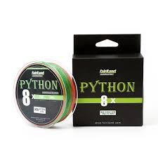 2019 <b>Fairiland</b> 100% PE <b>Braided Fishing Line</b> 8 Strands Multi Color ...