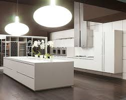 kitchen modern cabinets designs: simple brown color kitchen cabinet design excellent white
