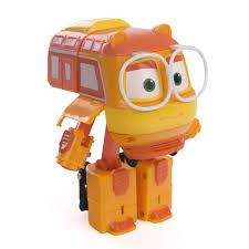 <b>Robot Trains</b>. <b>Трансформер Robot Trains</b> - <b>Джинни</b>, 10 см от ...