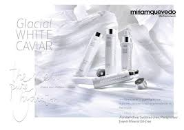 <b>Miriam Quevedo Glacial White</b> Caviar