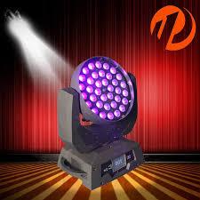 China 2016 <b>Hot Sale 36PCS</b>*18W 6in1 LED Moving Head DJ ...