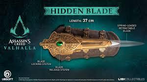 ASSASSIN'S CREED VALHALLA Eivor's <b>Hidden Blade</b> ...