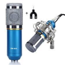 StudioStar® <b>BM</b>-<b>800</b> Condenser Microphone for <b>Professional Studio</b> ...