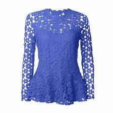 Shop <b>New Fashion Women Sexy</b> Autumn Lace Top Long Sleeve ...