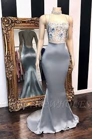 <b>Sexy</b> Sequins Sleeveless Mermaid <b>Prom</b> Dresses | Glitter 2019 ...