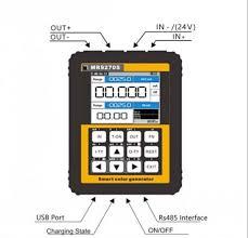 <b>4</b>-<b>20mA Signal generator Calibration</b> current voltage Thermocouple ...