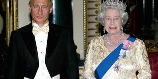「エリザベス女王 トカゲ」の画像検索結果