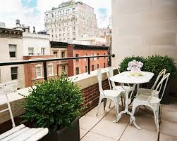 view in gallery charming manhattan patio balcony design furniture