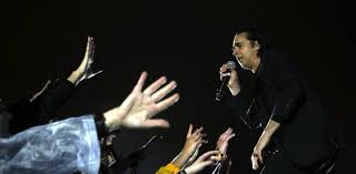 Friday essay: transcendent rage — <b>Nick Cave</b> and the Red Hand Files