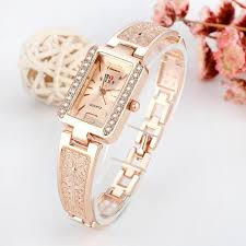 luxury bracelet watch <b>women rose</b> gold women's watches – Lassgirl