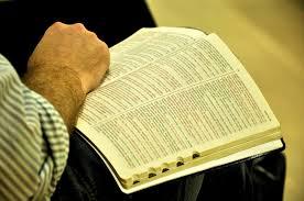 Resultado de imagem para lendo a biblia