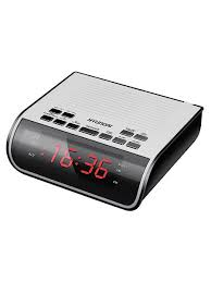 <b>Радиобудильник</b> H-RCL100 белый Hyundai 5051296 в интернет ...
