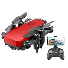 <b>LF606</b> 2.4G <b>RC</b> Drone with Camera 4K WiFi FPV Mini Drone for ...