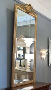 gilt french mirror full length mirrors screens