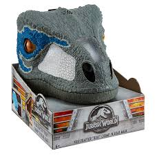 Купить Mattel <b>Jurassic World</b> FMB74 Рычащая супер-<b>маска</b> в ...