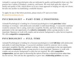 cover letter for psychology teaching position college professor resume adjunct professor resume example college strategist magazine