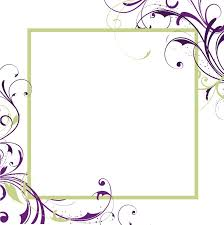 blank invitations square white purple green floral pattern adorable artistic affordable printable blank invitations templates adorable office depot home
