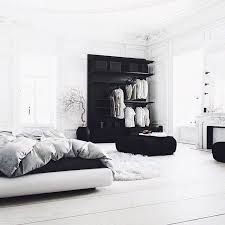 she danced all nightand all the way home amazing white black bedroom