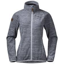 <b>Куртка Bergans Hareid</b> Fleece Nohood женская - купить в ...