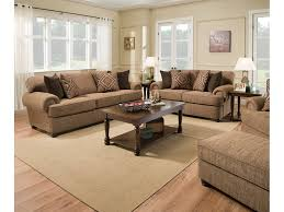 Upholstery Living Room Furniture Simmons Upholstery Living Room Shelby Sofa 053359 Furniture Fair