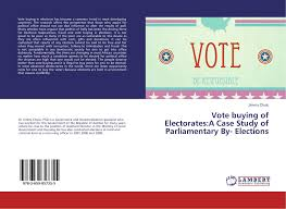 search results for motivation to become a doctor bookcover of vote buying of electorates a case study of parliamentary by elections