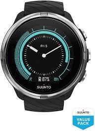 Часы <b>Suunto 9</b> G1 <b>BLACK</b> - купить в КАНТе
