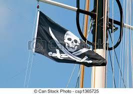 Resultado de imagem para Símbolo da pirataria