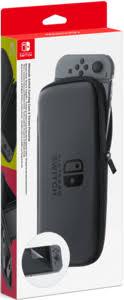 Оригинальный <b>Чехол</b> с защитной плёнкой для <b>Nintendo Switch</b> ...