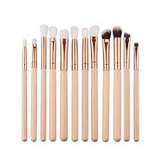Laimeng,12Pcs Eyebrow Eyeshadow Brush Mini ... - Amazon.com