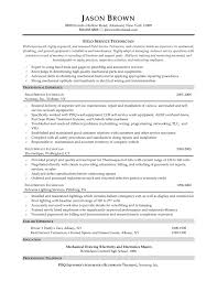 automotive service technician apprentice resume