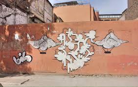 street art chai wallay found on a side street about a fifteen minute walk from jama el fna