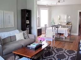 ideas small living rooms dining
