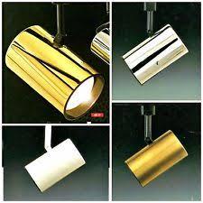 troy track light system custom diy bronze chrome white black brass new flat back brass track lighting