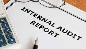 How to write audit report