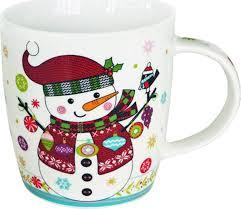 <b>Кружка</b> Walmer <b>Snowman</b>, W16140135, <b>подарочная</b>, 350 мл