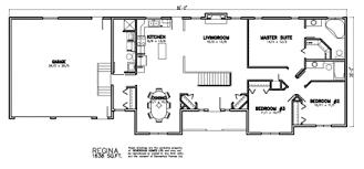 Deneschuk Homes Ltd    Ready to Move RTM Regina Home Plan and PhotosRegina Plan