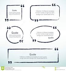hand drawn quotes stock vector image  hand drawn quotes