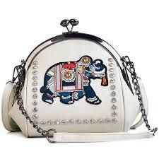 New Fashion <b>Women cartoon Handbag</b> 2018 Lady Soft Pu Leather ...