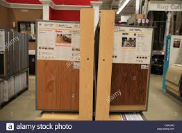 Laminate Flooring Kitchener Hardwood And Laminate Flooring Samples On Display In The Home