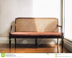 vintage style bench home furniture decoration stock photography antique home decoration furniture