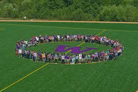 first generation college students resources division of group picture of students standing in a circle