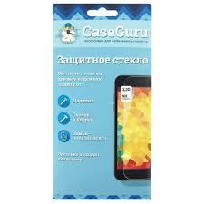 Купить <b>Защитное стекло CaseGuru</b> для HTC 10 прозрачный в ...