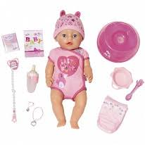 Купить куклу <b>Baby Born</b> (<b>Беби</b> Бон) от Zapf Creation на Toy.ru