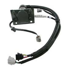 toyota tacoma wiring harness 2005 2016 toyota tacoma new factory trailer tow hitch wiring harness fits toyota