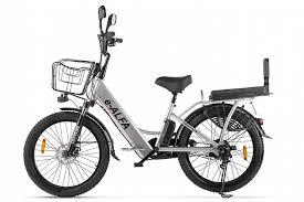 Каталог <b>Велогибрид GREEN CITY e-ALFA</b> Fat от магазина Eltreco