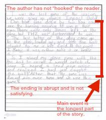 Catherine     s Paper     A Narrative Writing Sample   Empowering Writers Empowering Writers Screen Shot            at          AM