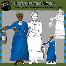 harriet tubman clipart and paper dolls paper paper dolls and harriet tubman clipart along paper dolls to cut out and stand up